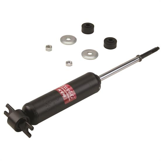KYB 343128 Excel-G Front Gas Shock, 5.71 Stroke, 15.16 Ext, 9.45 Comp