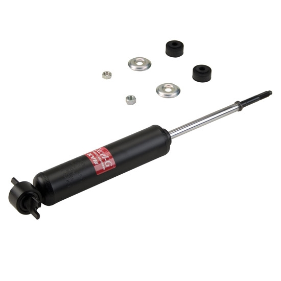 KYB 344081 Excel-G Front Gas Shock, 4.92 Stroke, 14.09 Ext, 9.17 Comp