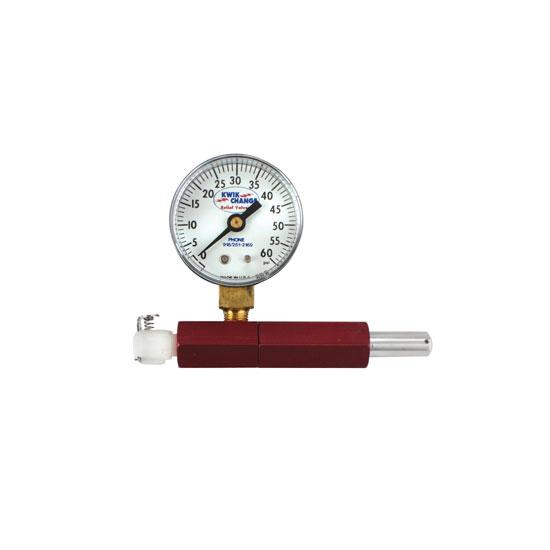 Kwik Change Products 713-600 Preset Hand Pump, 0-60 PSI