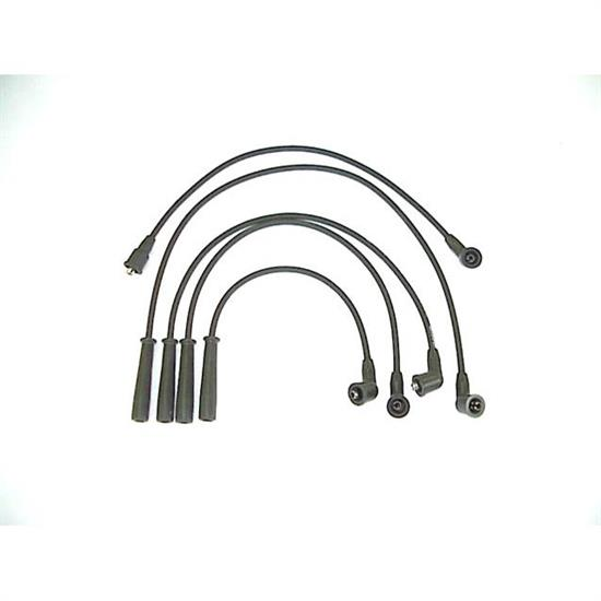 ProConnect 104003 Spark Plug Wire Set, 1967-1988, 5 Piece Set
