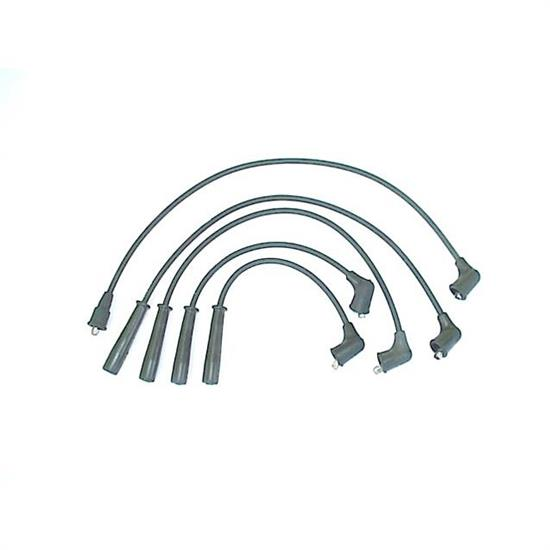 ACCEL 104005 Spark Plug Wire Set, 1971-1989 Subaru, 5 Piece Set