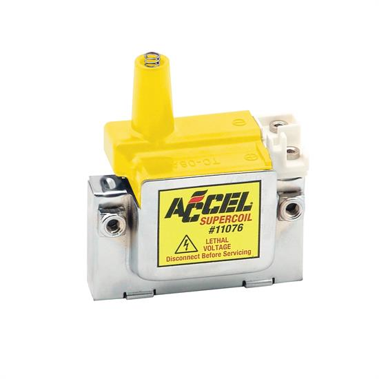 ACCEL 11076 Ignition Coil, SuperCoil, Sport Compact Honda-Acura