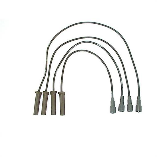 ACCEL 114020 Spark Plug Wire Set, 1992-1994 GM, 4 Piece Set