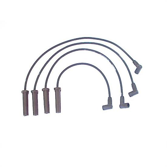 ProConnect 114024 Spark Plug Wire Set, 1998-2002 GM, 4 Piece Set