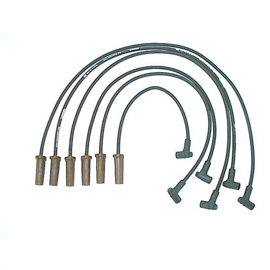 ProConnect 116004 Spark Plug Wire Set, 1990-1992 GM, 6 Piece Set
