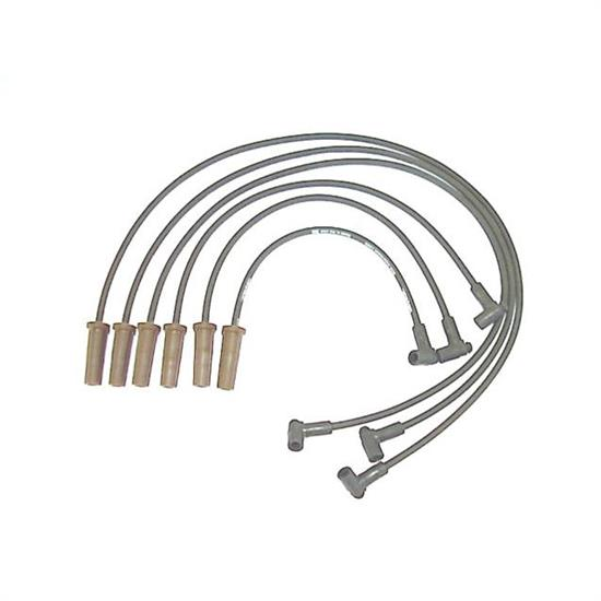ACCEL 116007 Spark Plug Wire Set, 1990-1999 GM, 6 Piece Set