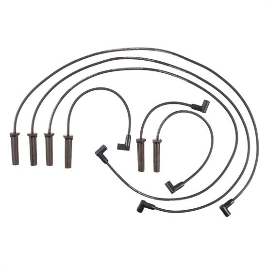 ProConnect 116014 Spark Plug Wire Set, 1989-1994 GM, 6 Piece Set