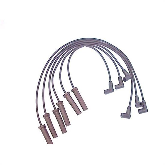 ProConnect 116018 Spark Plug Wire Set, 1994-99 GM, 6 Piece Set