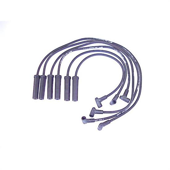 ProConnect 116027 Spark Plug Wire Set, 1984-1985 GM, 6 Piece Set