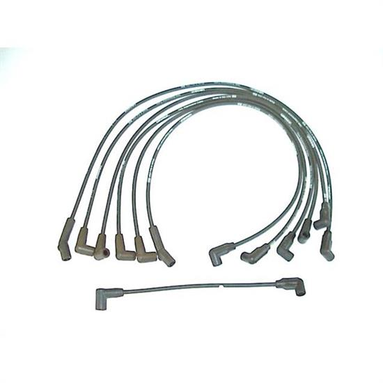 ProConnect 116034 Spark Plug Wire Set, 1986-1988 GM, 7 Piece Set