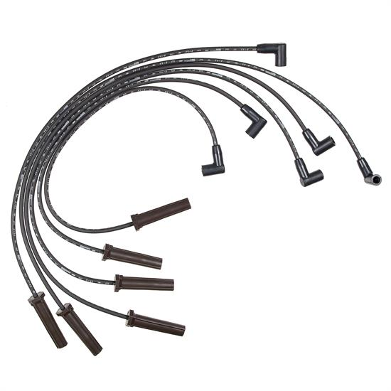 ProConnect 116047 Spark Plug Wire Set, 2000-05 GM, 6 Piece Set