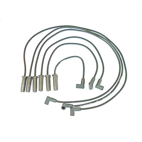 ProConnect 116052 Spark Plug Wire Set, 2000 GM, 6 Piece Set