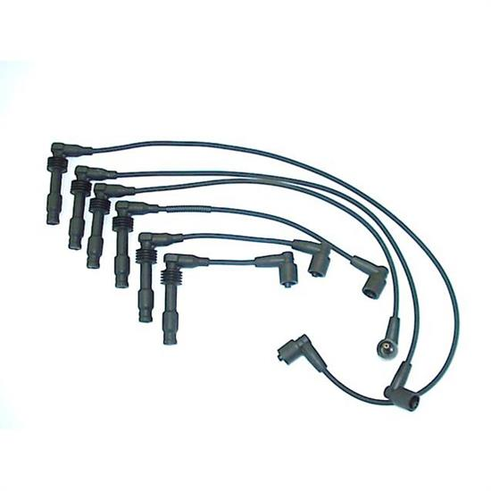 ProConnect 116060 Spark Plug Wire Set, 1997-1998 GM, 6 Piece Set