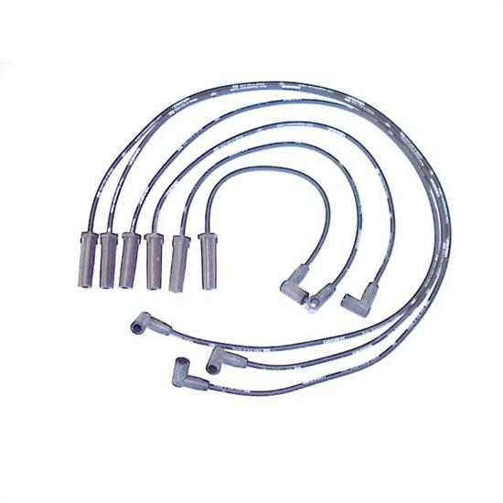 ProConnect 116066 Spark Plug Wire Set, 1999-2009 GM, 6 Piece Set