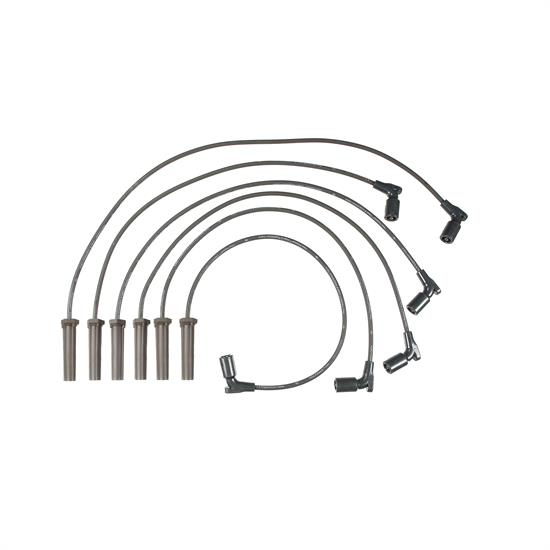 ProConnect 116082 Spark Plug Wire Set, 2007-2011 GM, 6 Piece Set