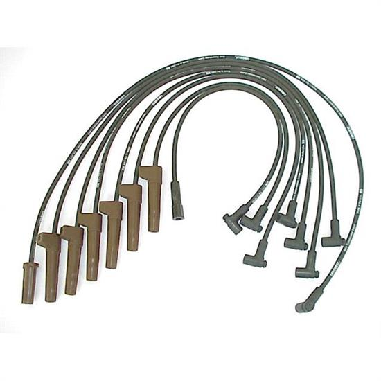 ProConnect 118007 Spark Plug Wire Set, 1986-1990 GM, 8 Piece Set