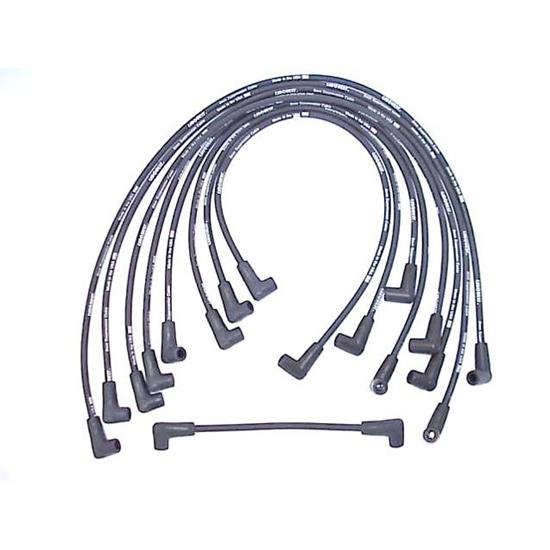 ACCEL 118008 Spark Plug Wire Set, 1987-1996 GM, 9 Piece Set