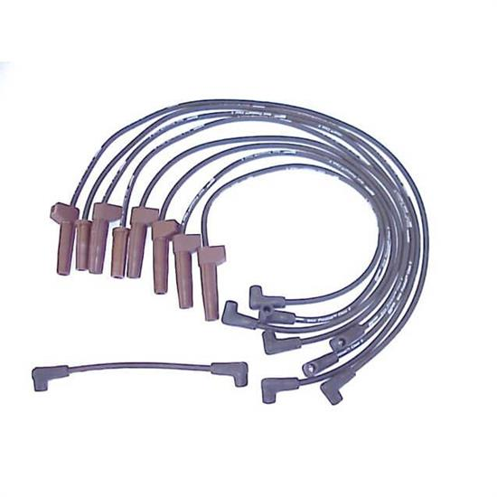 ACCEL 118009 Spark Plug Wire Set, 1987-1989 GM, 9 Piece Set