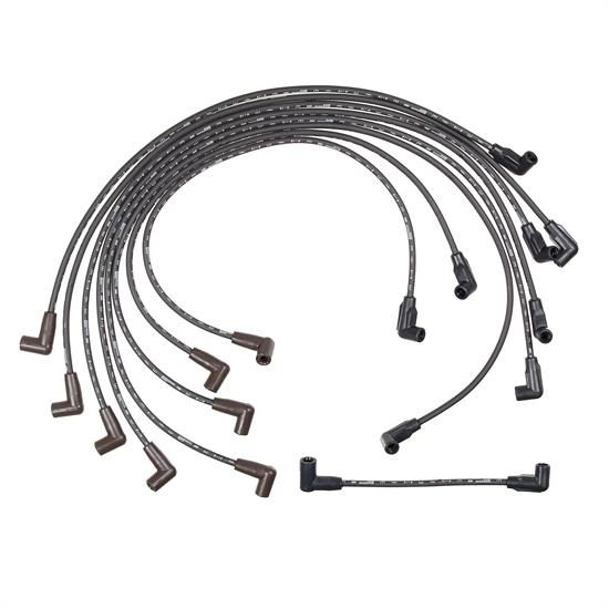 ProConnect 118019 Spark Plug Wire Set, 1994-1999 GM, 9 Piece Set