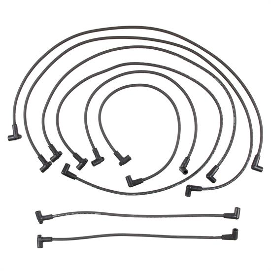ProConnect 118021 Spark Plug Wire Set, 1974-1983 GM, 8 Piece Set