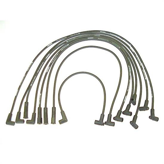 ProConnect 118028 Spark Plug Wire Set, 1979-1984 GM, 8 Piece Set
