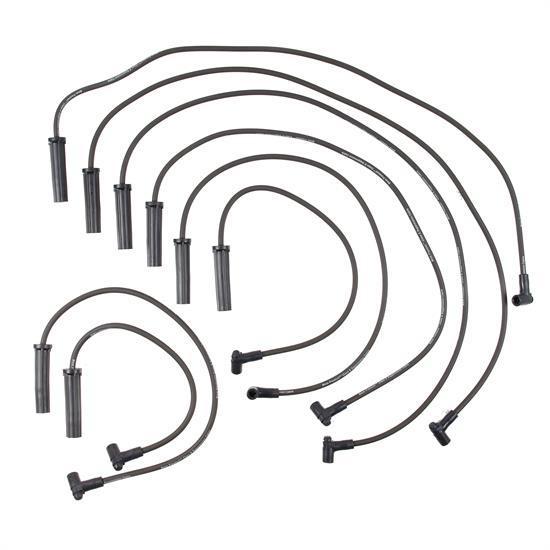 ProConnect 118033 Spark Plug Wire Set, 1987-1989 GM, 8 Piece Set