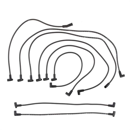 ACCEL 118034 Spark Plug Wire Set, 1985-1991 GM, 8 Piece Set