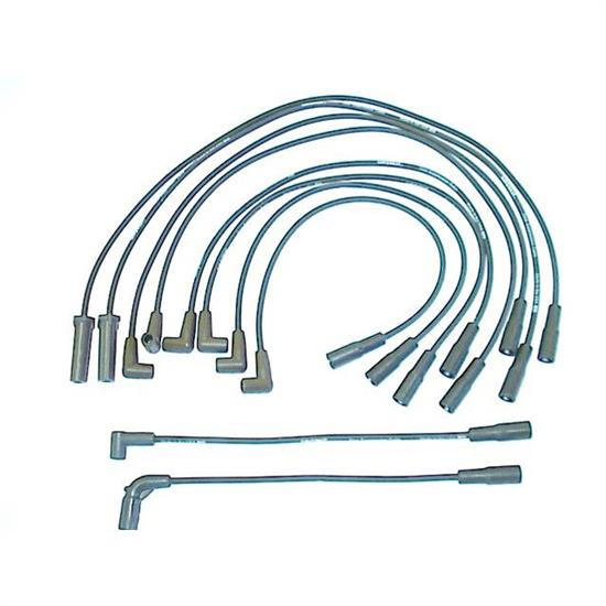 ProConnect 118048 Spark Plug Wire Set, 1992-1996 GM, 10 Piece Set