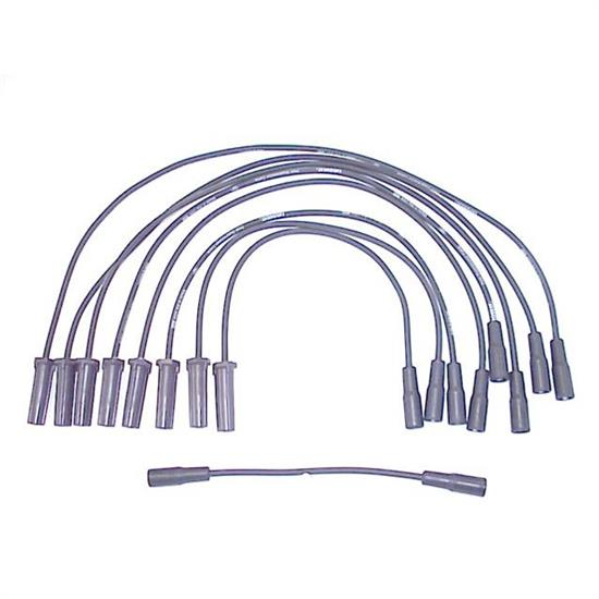 ProConnect 118056 Spark Plug Wire Set, 1996-2000 GM, 9 Piece Set