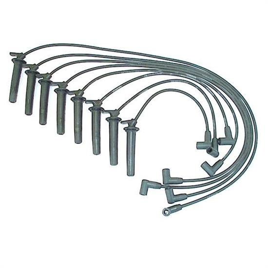 ProConnect 118066 Spark Plug Wire Set, 1998-1999 GM, 8 Piece Set