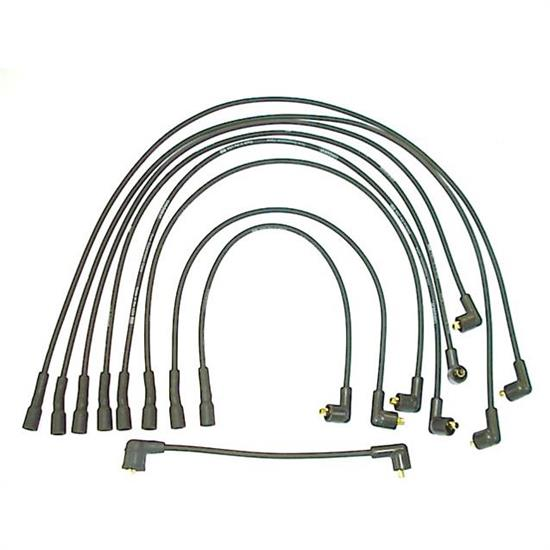 ProConnect 118069 Spark Plug Wire Set, 1966-1974 GM, 9 Piece Set
