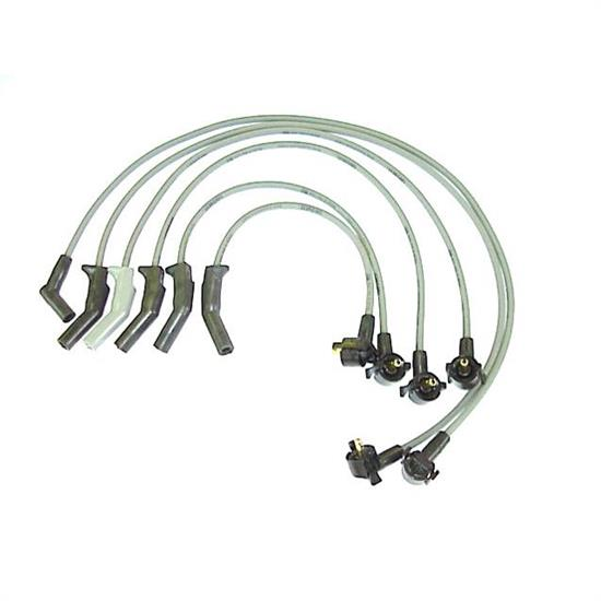 ACCEL 126014 Spark Plug Wire Set, 1994-1999 Ford, 6 Piece Set