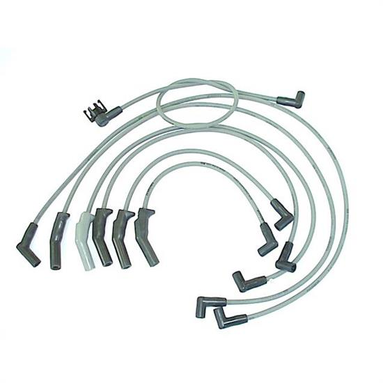 ACCEL 126015 Spark Plug Wire Set, 1989-1996 Ford, 6 Piece Set