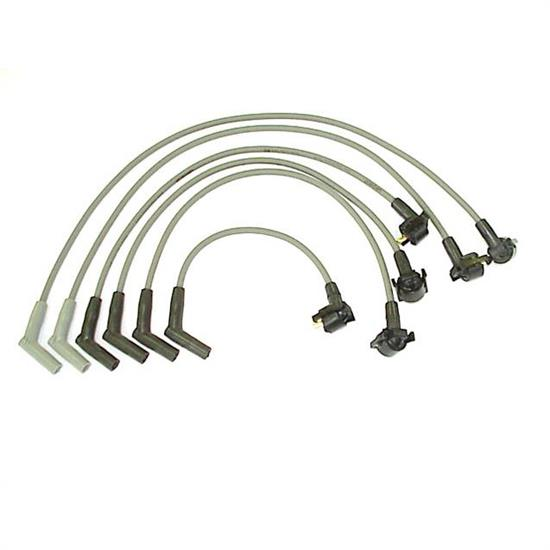 ProConnect 126018 Spark Plug Wire Set, 1995-98 Ford, 6 Piece Set
