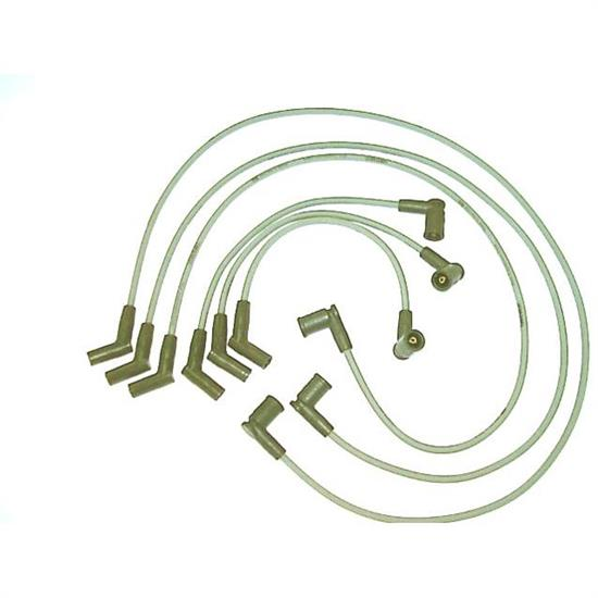 ACCEL 126039 Spark Plug Wire Set, 2001-2004 Ford, 6 Piece Set
