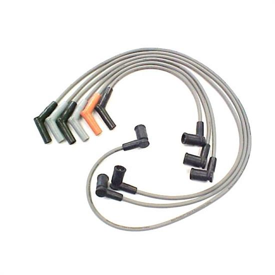 ProConnect 126053 Spark Plug Wire Set, 2004-08 Ford, 6 Piece Set