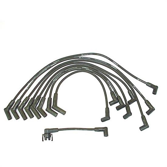 ACCEL 128016 Spark Plug Wire Set, 1994-1995 Ford, 9 Piece Set