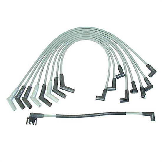 ACCEL 128018 Spark Plug Wire Set, 1988-1998 Ford, 9 Piece Set