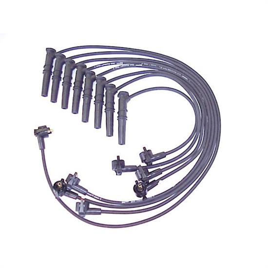 ACCEL 128027 Spark Plug Wire Set, 1994-1997 Ford, 8 Piece Set