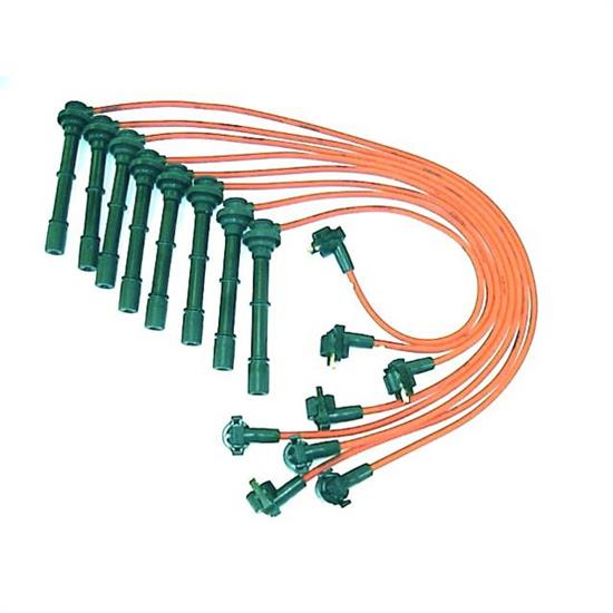 ProConnect 128032 Spark Plug Wire Set, 1993-94 Ford, 8 Piece Set