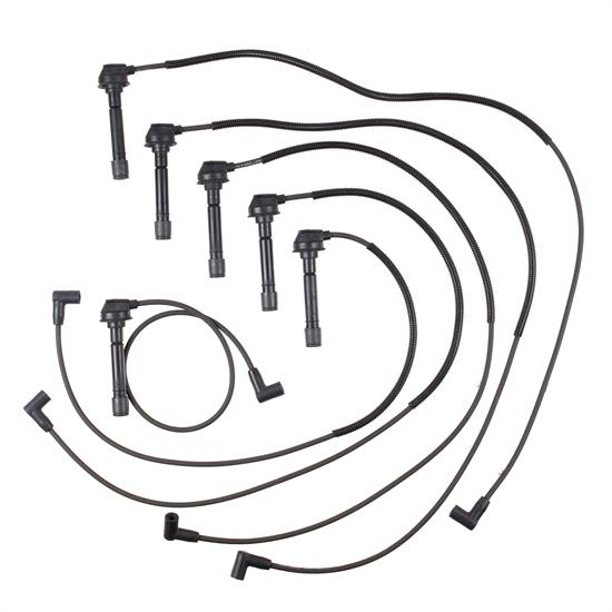 Proconnect 136002 Spark Plug Wire Set 93 00 Chrysler6 Piece Set