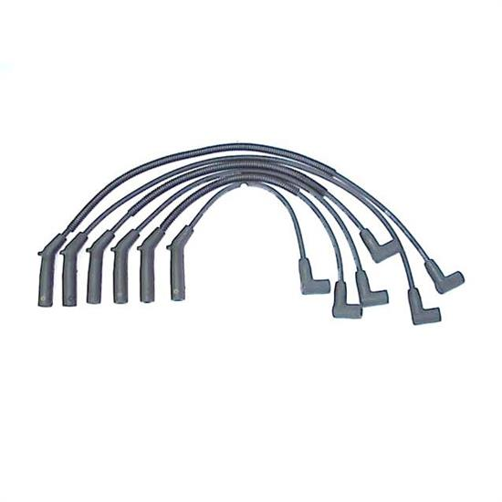 ACCEL 136003 Spark Plug Wire Set, 1990-1995 Chrysler, 6 Piece Set