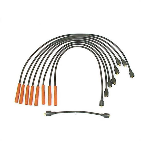 ProConnect 138008 Spark Plug Wire Set, 60-80 Chrysler,9 Piece Set