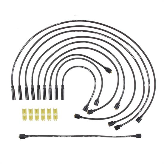 ACCEL 138012 Spark Plug Wire Set, 1973-1979 Chrysler, 10 Piece Set