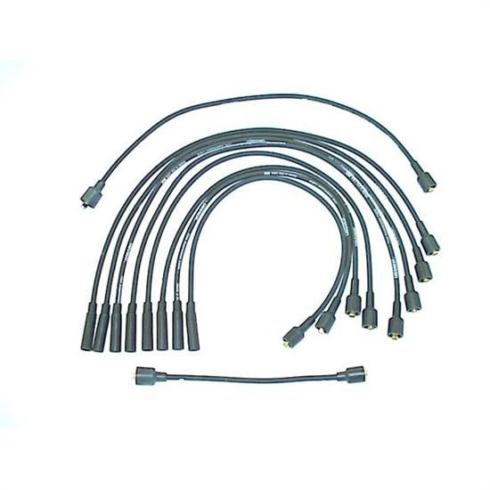 ACCEL 138014 Spark Plug Wire Set, 1964-1978 Chrylser, 10 Piece Set