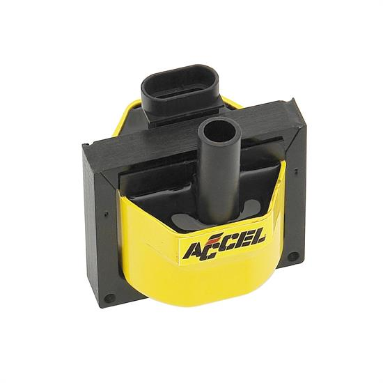 ACCEL 140024ACC Ignition Coil, SuperCoil, GM Vortec Engine 1996-2001