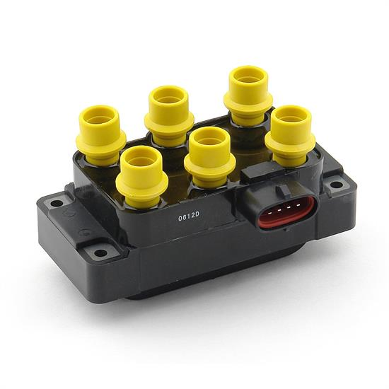 ACCEL 140035 Ignition Coil, SuperCoil, Ford 6-Tower EDIS, HorizontalSpeedway Motors