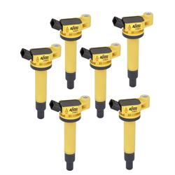 ACCEL 140074-6 Ignition Coil, SuperCoil, Toyota 3.0L V6, 6-Pack