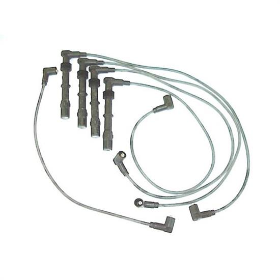 ProConnect 144021 Spark Plug Wire Set, 1987-1994 VW, 5 Piece Set