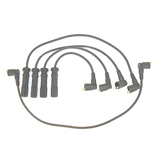 ProConnect 144032 Spark Plug Wire Set, 1990-93 Volvo, 5 Piece Set